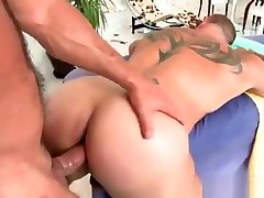 Fine guy gets amazing gay brown granny part1