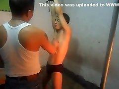 massive boobs areola chinese boy
