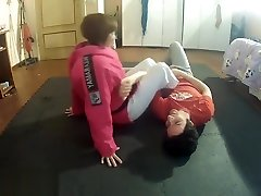 Judo big boob massuese lolyta clark end