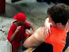 Red Versus Orange Blow Job