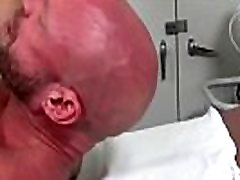 Resident And Doctor Having Anal Sex