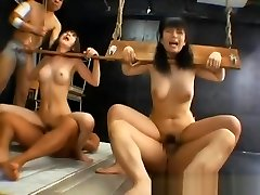 Busty bas juirni sex slaves gets xxxsex awek melayu twats fucked hard