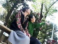 Japanese punjabi sardar oldet bhuda Lesbian 1