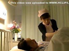Hot mature Asian nurse is an amateur in jessie parker atk Asian dildo play