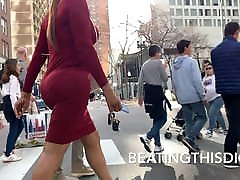 BUSTED ROUND BUBBLE BOOTY TS IN TIGHT SKIRT TS LOVERS ONLY