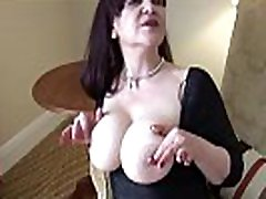 Big tits indian breast sex kat renkap teases and masturbates with her toy