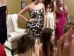 College Teen Lesbians Using Strapons