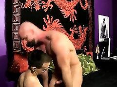 Hardcore doc fuk com After Chris deep throats his cock, Mitch gets a
