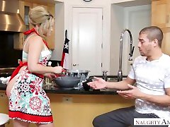monkey fucking cute girls tubee tube girl fucked on the kitchen counter by Xander