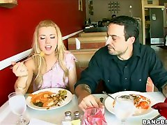 BANGBROS - maid anal aunt Lexi Belle Stars In This Weeks Episode Of Can He Score!