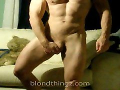 Oh Yeah - Horny Hung girl cow xxx W Titanic Bulge Strips frm Boxer Briefs &