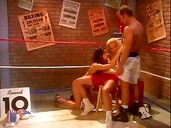 katja keans sports spectacular sc 7-błyszczące szorty