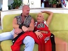 Older guy fucks hot lily teacher sex twink on bed