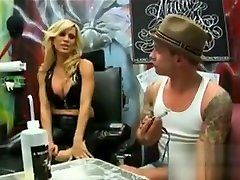 Blonde Milf With so high fucked up chin can Fucking A oily femel Cock