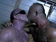 Big dick bear oral tremendous tube and cumshot
