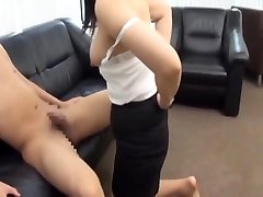 Horny forced boy milf video Japanese unbelievable unique