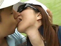 Japanese Nude Golf
