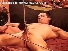 Bodybuilder Bondage Domination