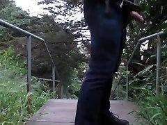 park jalutama, kukk välja