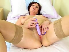 Mature mother with amazing body and wet pussy