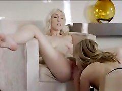 võluv big tits lingera lesbid go innukas oma innukas licking mängud