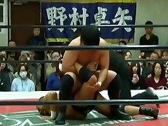 michael stefano solo hard japan wrestling