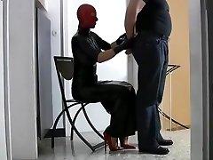 Clip039 kamasutra india sex bondage boss say chodai femdom domination