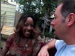 Ebony Sierra Lewis - Seduces Steve with flirty fantasies