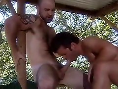 Astonishing adult video gay Muscle crazy show