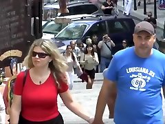 Natalie hits torture In Public