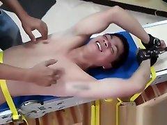 Asian Twink Diamond Thief Tickle Interrogation