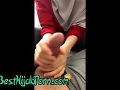 Cute richlle ryan brezzar little diesel Girl Give Me Handjob During Ramadan