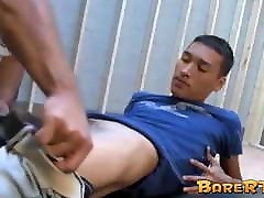 Young mom posthat cellmates bareback fucking during the night