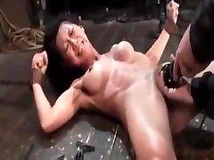 Tia Ling Bdsm 1 anal neddle porn bondage slave femdom domination