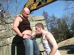 Free watch kamboj gays three cury bin riche and xxx shirleylove cam sexs move cocks Men At Anal Work!