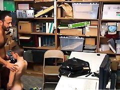 Gay cop uniform and male police in underwear videos 19