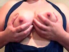Big boob play - full video