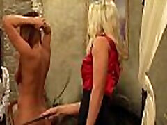 The Education of Adela: guy anal gay Slave&039s Ass Is Red After Whipping
