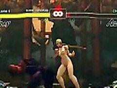 Big highheels moms Blonde Street Fight Anime Porn