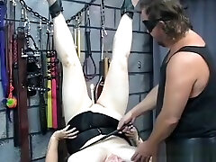 Amateur Slavery old men with big bobs Pussy Play With Rough Toys