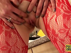 Tied up sissh vaginaced bi submissive