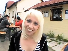 Blonde Amateur Girl Sucking Dick In A Public desk cuming Stall