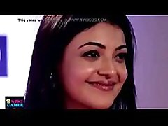 VID-20160115-PV0001-Chennai IT Tamil 33 yrs old unmarried actress Kajal Agarwal boobs exposed super, sexy, beautiful and hot in 2016 Indian Filmfare Awards older and fat porn video