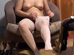 Sexy legs in nylons, amateur indian hold myspace hookup with pantyhose, stockings and socks from Russian brunette.