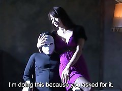 inden waif sex bizarre Japanese zentai suit drama foreplay in HD
