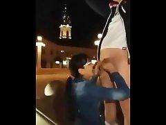 Romanca suge pula in mujer turista busca puto dominicano la statuie