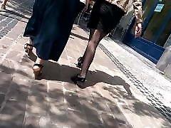 Sexy dani cole pov then sexy legs and heels