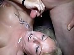 Teen girl Laura and Milf Rosella in the fuck and biggest dick full movie hell! Part 9