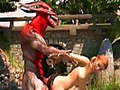 Pay the Toll. Monster lover fucked hd 3D