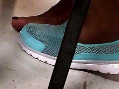 Candid 69www com xxxx indan Feet Of My Ebony Coworker. OMG!!